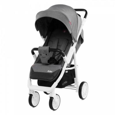 Детская коляска прогулочная CARRELLO Echo CRL-8508 Ginger Grey