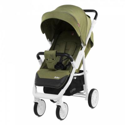 Детская коляска прогулочная CARRELLO Echo CRL-8508 Olive Green