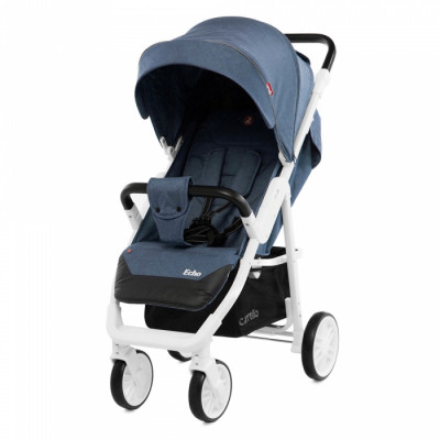 Детская коляска прогулочная CARRELLO Echo CRL-8508 Vista Blue