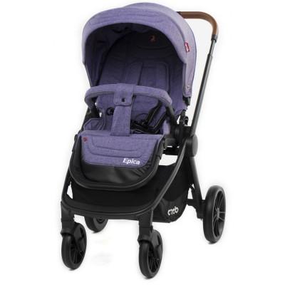 Детская коляска прогулочная CARRELLO Epica CRL-8509 Persian Purple