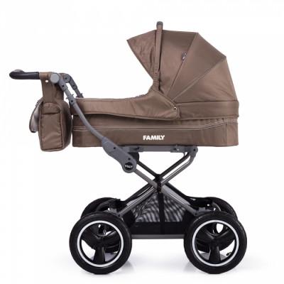 Детская коляска прогулочная TILLY Family T-181 Beige