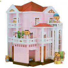 Домик для кукол 1513 Happy Family, аналог Sylvanian Families