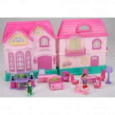"""Домик для кукол 16526D """"My Country House"""" с мебелью и фигурками"""
