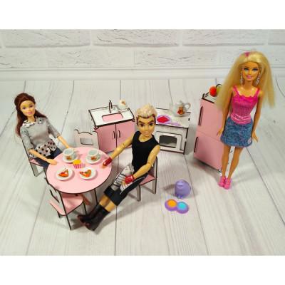 """Комплект игровой мебели """"Кухня"""" для кукол (3110)"""