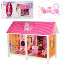 Домик для кукол барби My Lovely Villa 66882