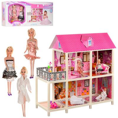 Домик для кукол барби My Lovely Villa 66884