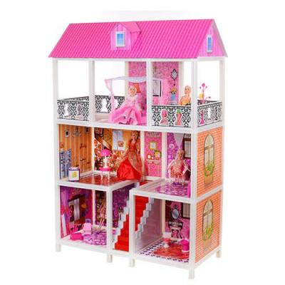 Домик для кукол барби My Lovely Villa 66885