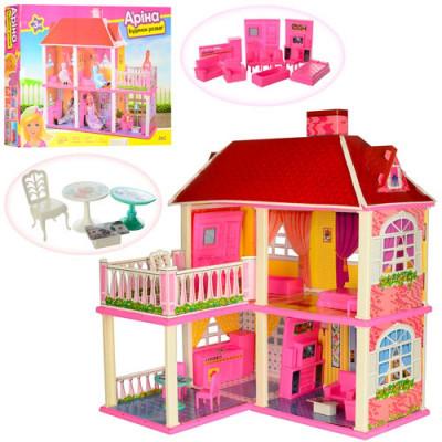 Домик для кукол барби My Lovely Villa 6980