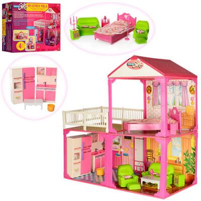 Домик для кукол барби My Lovely Villa 6982В