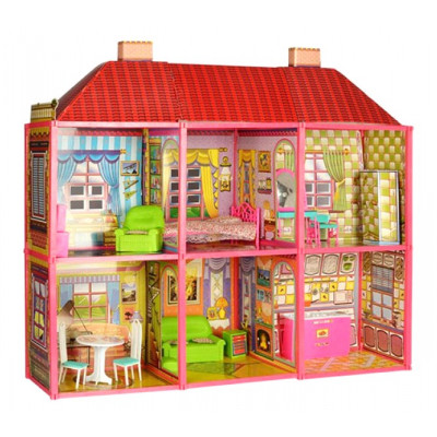 Домик для кукол My Lovely Villa 6983