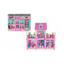 Іграшковий будиночок для ляльки LOL Surprise