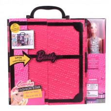 Игровой набор «Камилла-суперзвезда» со шкафом-чемоданом