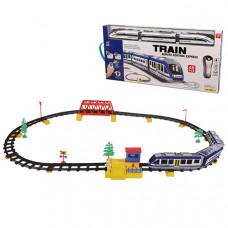 Детская железная дорога на радиоуправлении (264 см)