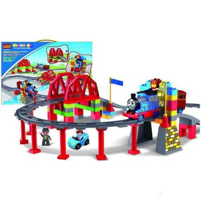 """Железная дорога-конструктор JIXIN """"Томас и его друзья"""" (8288D)"""