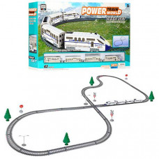 Детская железная дорога Power Train (457 см)