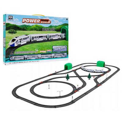 Детская железная дорога Power Train World (900 см)