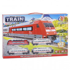 Детская железная дорога Trains (153 см)