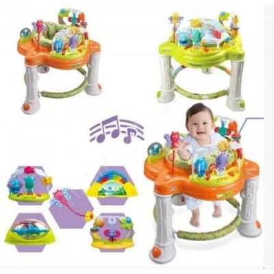 Ігровий центр, ходунки-столик, музика (63567)