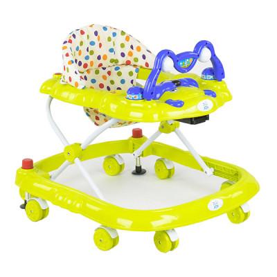 Детские ходунки JOY с музыкальной панелью 3 цвета