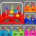 Детские ходунки JOY музыкальные, регулировка высоты, 6 цветов (992)
