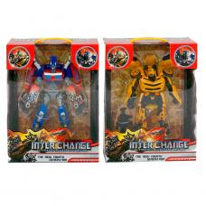 Трансформер: 2 вида, в коробке