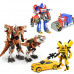 Детский игровой набор Трансформеры Оптимус Прайм и Бамблби + Динозавр (4119)