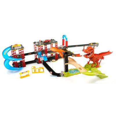 Игровой набор Трек Динозавр Рекс аналог Hot Wheels (8899-92)