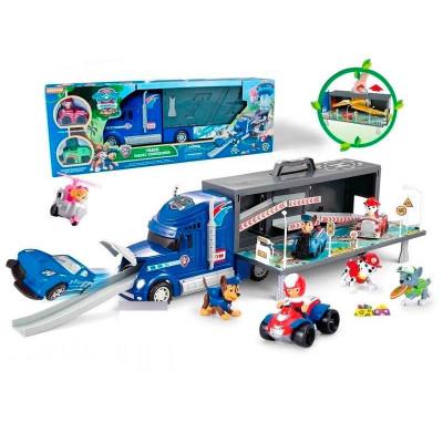 Игровой набор Трейлер-гараж Щенячий патруль с героями (XZ-355)