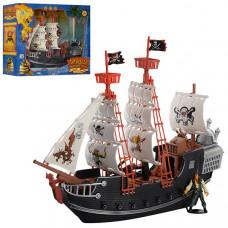 Игровой набор Пиратский корабль (M 0516 U/R)