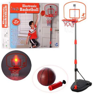 Детское баскетбольное кольцо на стойке (97-170 см)