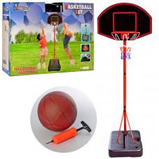 Баскетбольное кольцо на стойке - 188 см (MR 0327)
