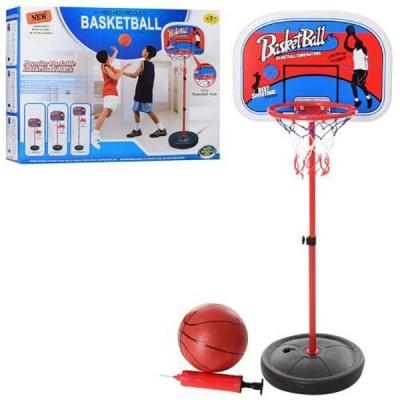 Баскетбольное кольцо на стойке - 160 см (MR 0335)