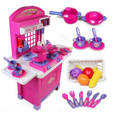 "Детская кухня ""Kitchen"" 008-55 (74х32х63 см)"