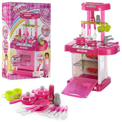 "Детская кухня ""Kitchen"" 008-58 (42х25х65,5 см)"