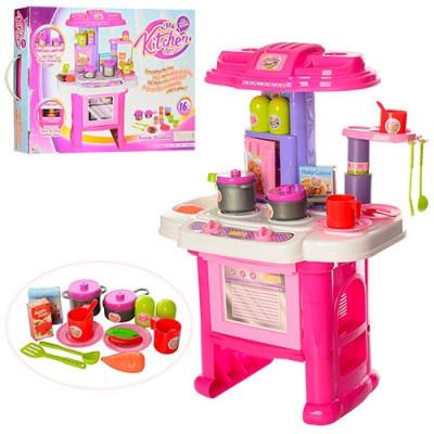 """Детская кухня """"Limo Toy"""" 16641G (43-30-63 см)"""