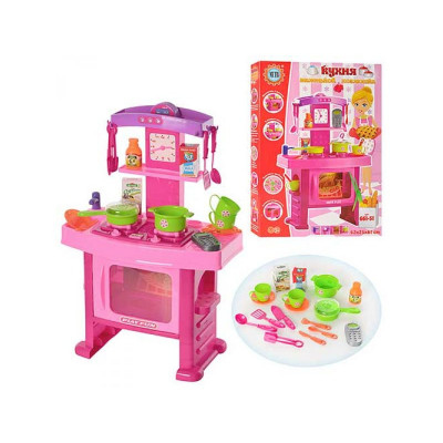 """Детская кухня """"Limo toy"""" 661-51 (42 х 24 х 62 см)"""
