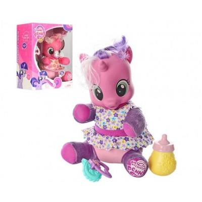 """Интерактивная лошадка """"My Little Pony"""" 66241 (мягконабивная)"""