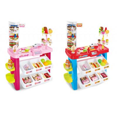 """Детский супермаркет """"Dessert Shop"""" 668-19-21 (сканер, продукты, 2 вида)"""