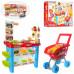 """Детский супермаркет """"Bambi"""" 668-22 (с тележкой и товарами)"""