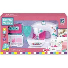 Іграшкова швейна машинка 7925 шиє, педаль, підсвітка