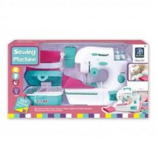 Іграшкова швейна машинка 7926 шиє, педаль, підсвітка