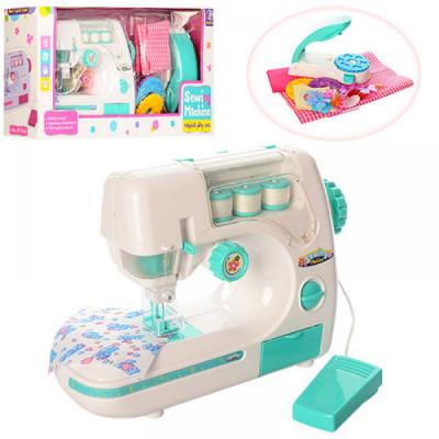 Детская швейная машинка 827B (шьет)