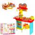 """Детский супермаркет """"Fast Food shop"""" 889-71-72 (с пультом)"""