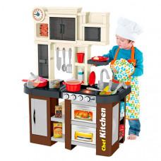 Детская игровая кухня Limo Toy (Коричневый, 922-102)
