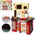 Детская игровая кухня Limo Toy (Красный, 922-103)