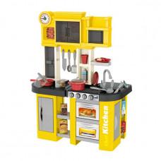 Детская кухня с водой Talented Chef, 84 см, 58 деталей со звуком и светом и 2 холодильника, 2 цвета