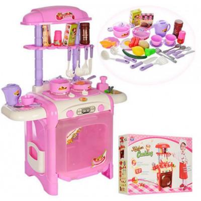 "Детская кухня ""Kitchen Cooking"" TY8018RP (c аксессуарами)"