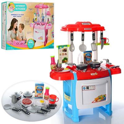 """Детская кухня """"Bambi"""" WD-B18 (50-31-63 см)"""