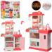 Детская игровая кухня Limo Toy - 37 предметов (WD-P34)