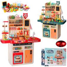 Детская кухня с водой, пар, звук, свет